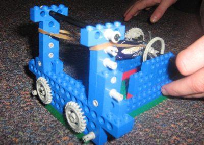 Lego Catapult