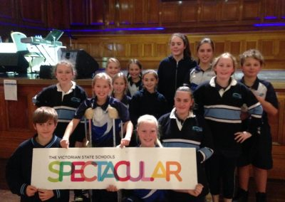 Victorian State Schools Spectacular Rehearsal