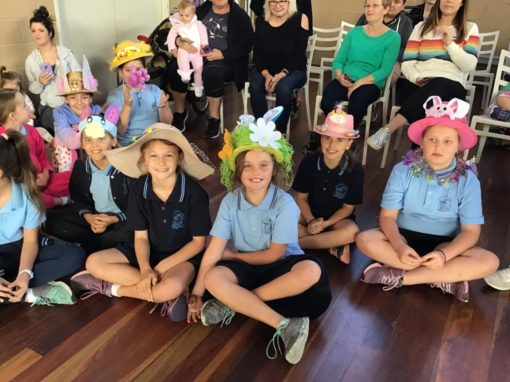 2019 Easter Bonnet Parade
